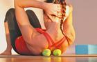 The Roll Model ( Yoga-balles) Québec, Yogami, Mimi Martel, Yoga Tune Up
