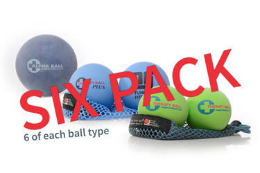 Yoga Tune Up PRO Pack Six Ball Package