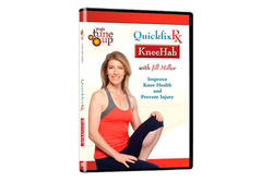 Quickfix Kneehab DVD