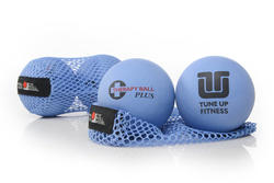 Yoga Tune Up Therapy Ball Plus Pair with Totes