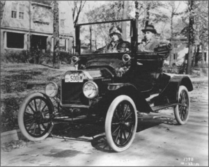 The Original Model-T (image courtesy of www.thehenryford.org)