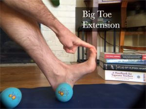 Big Toe Extension pic