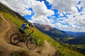 Mountain biking: more than just legs