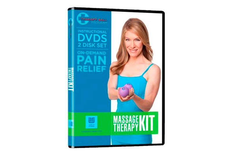 Yoga Tune Up Massage Therapy Instructional DVD