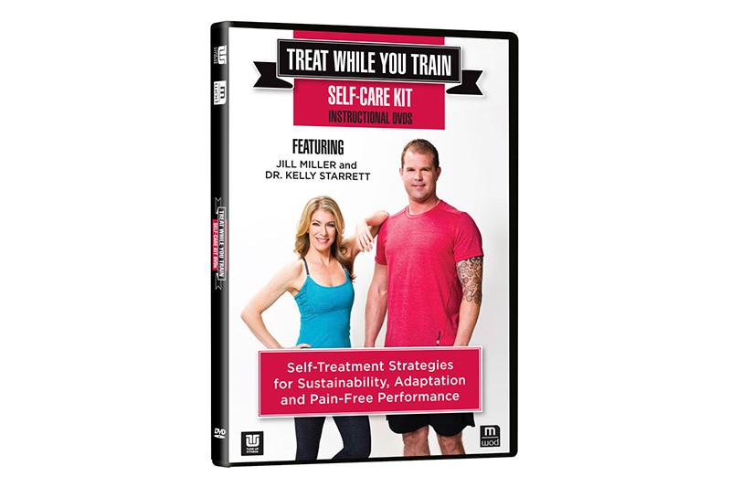 Yoga Tune Up Treat While You Train DVD